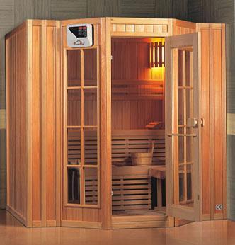 Sauna Marit pro 4 - 5 osob