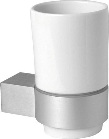 Koupelnový držák sklenice