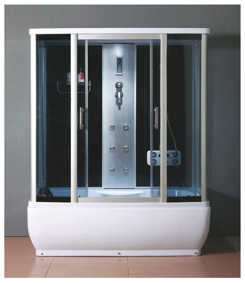 Masážní a sprchový box MILLENIUM 170x85x215cm